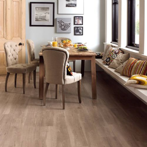 Karndean Van Gogh Wood Flooring Frosted Birch